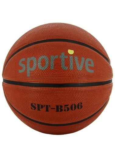 Sportive Bounce Unisex Turuncu Basketbol Topu Spt-B506-S Oranj